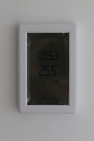 Underfloor heating control