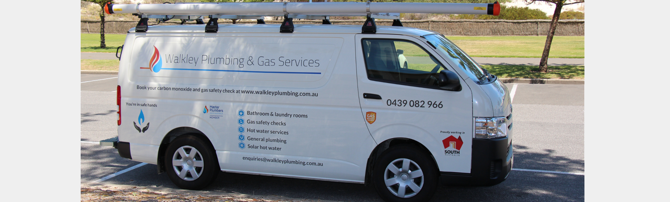 Welcome to Walkley Plumbing & Gas Services